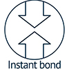 Bostik DIY Instand Bond Badge
