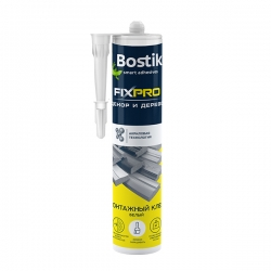 Bostik DIY Russia FIXPRO Decor Glue product image