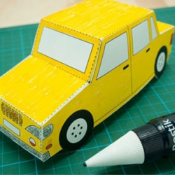 DIY Bostik Australia tutorail Bostik car step 6