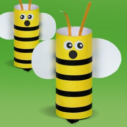 Bostik DIY South Africa Tutorial Buzzy The Bee teaser image