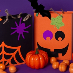 Bostik DIY South Africa Tutorial Halloween Party Bags teaser image