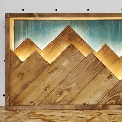 Bostik DIY Greece Tutorial Mountains banner image