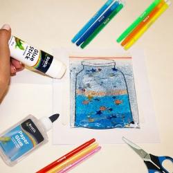 Bostik DIY South Africa Tutorial Ocean Notebook Teaser image
