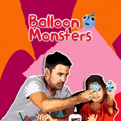 Build It With Bostik Balloon Monsters