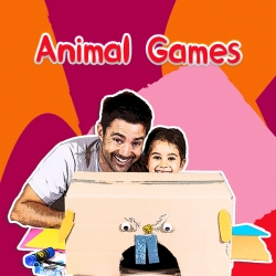 Build It With Bostik | ANIMAL GAMES