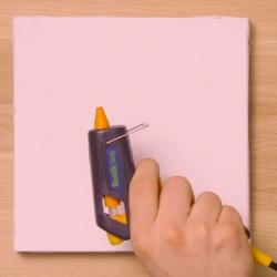 Bostik DIY United Kingdom how to use inspired Glue Gun banner image
