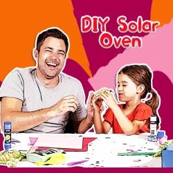 Bostik Australia DIY Solar Oven