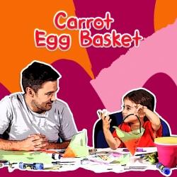 Bostik Australia DIY Carrot Egg Basket