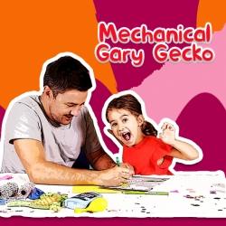 Bostik Australia Mechanical Gary Gecko Project
