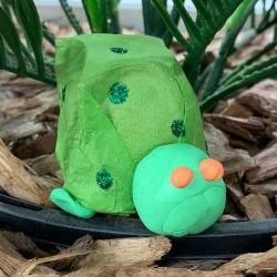 bostik diy Indonesia egg carton turtle complete teaser image