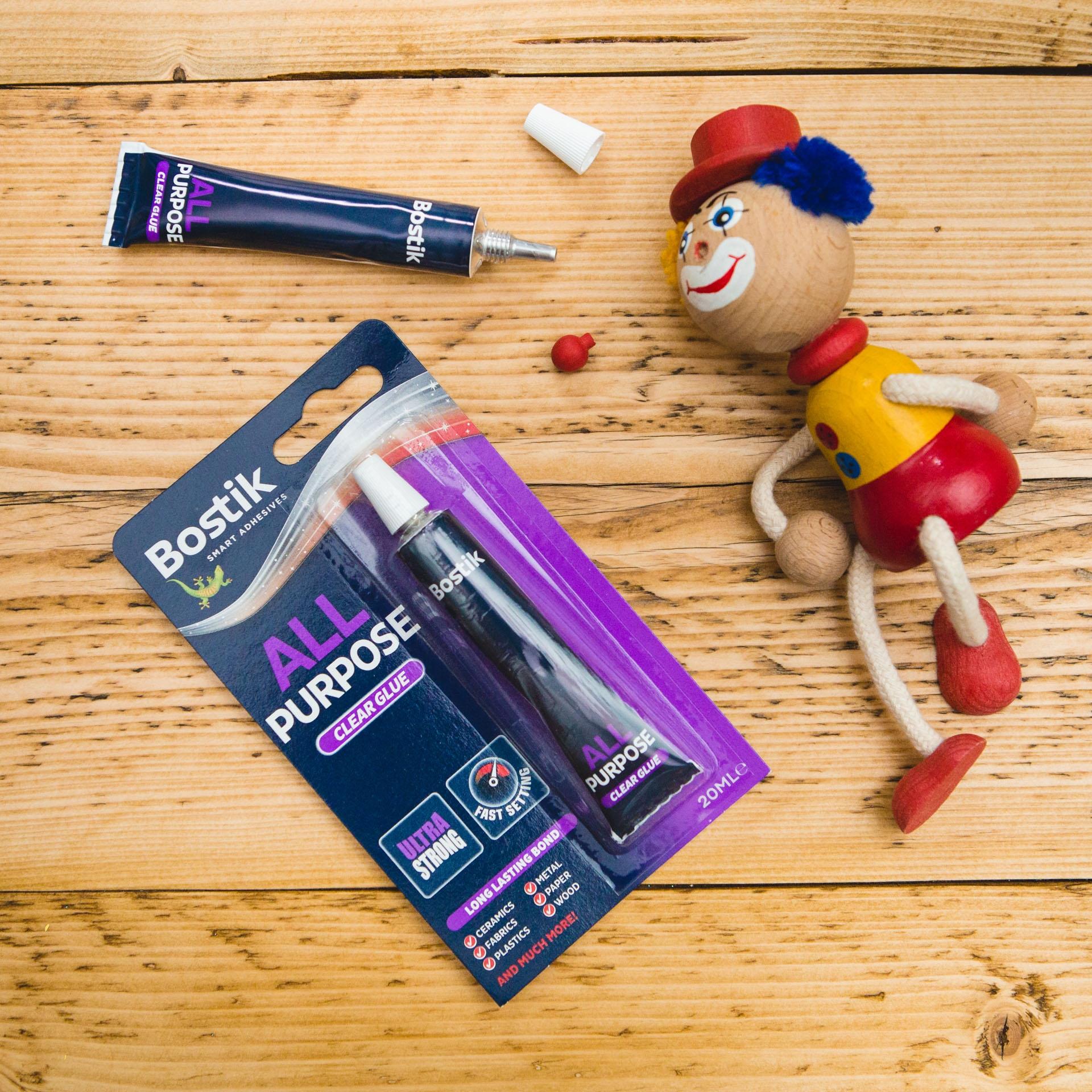 Bostik DIY All Purpose United Kingdom Impression