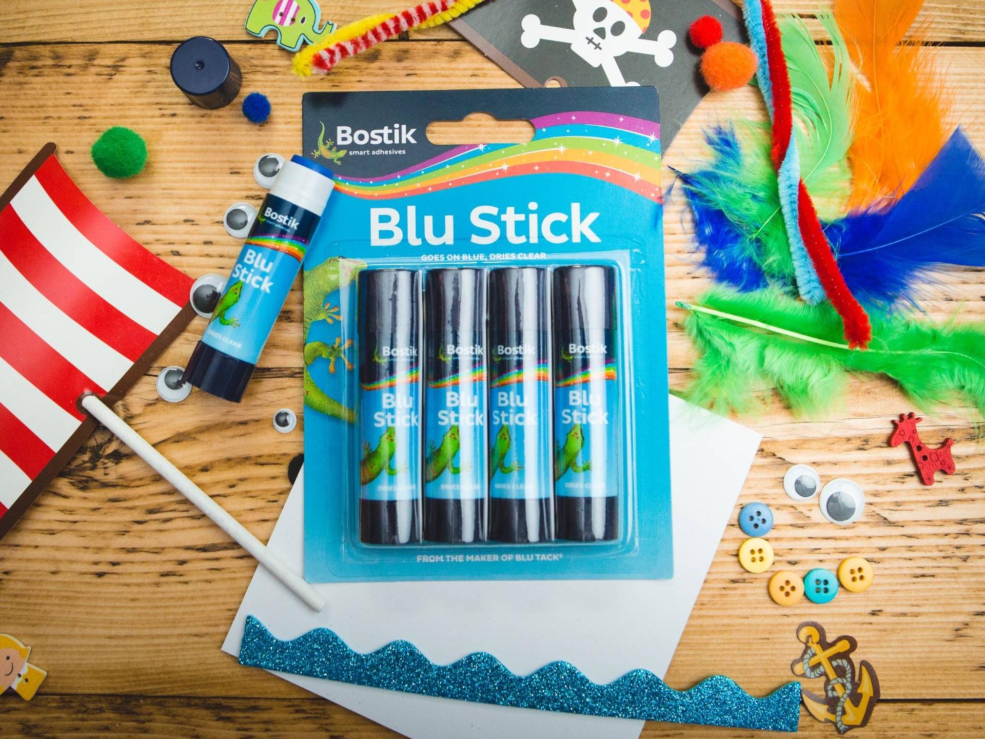 Bostik DIY Bue Stick 2