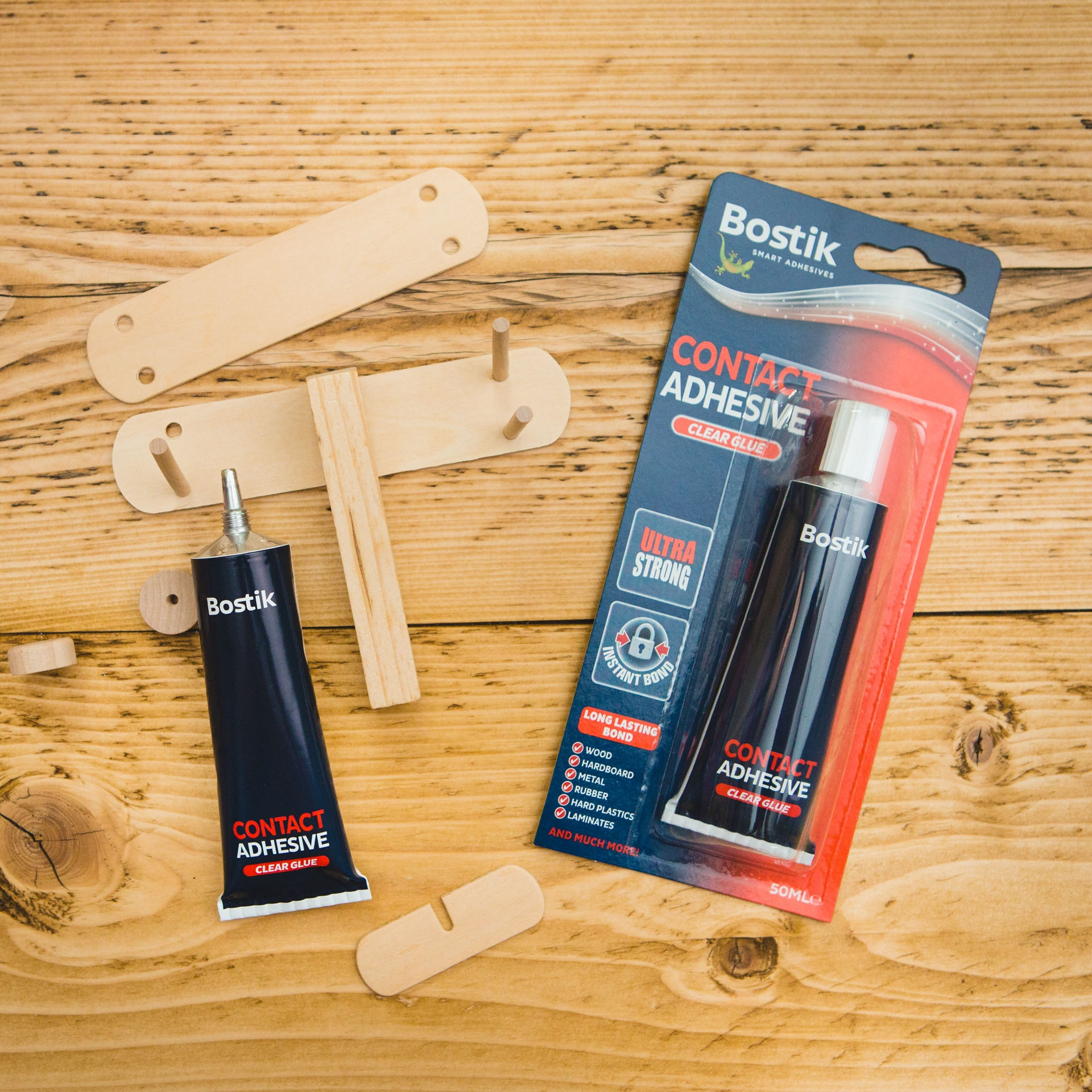 Bostik DIY Contact Adhesive United Kingdom Impression