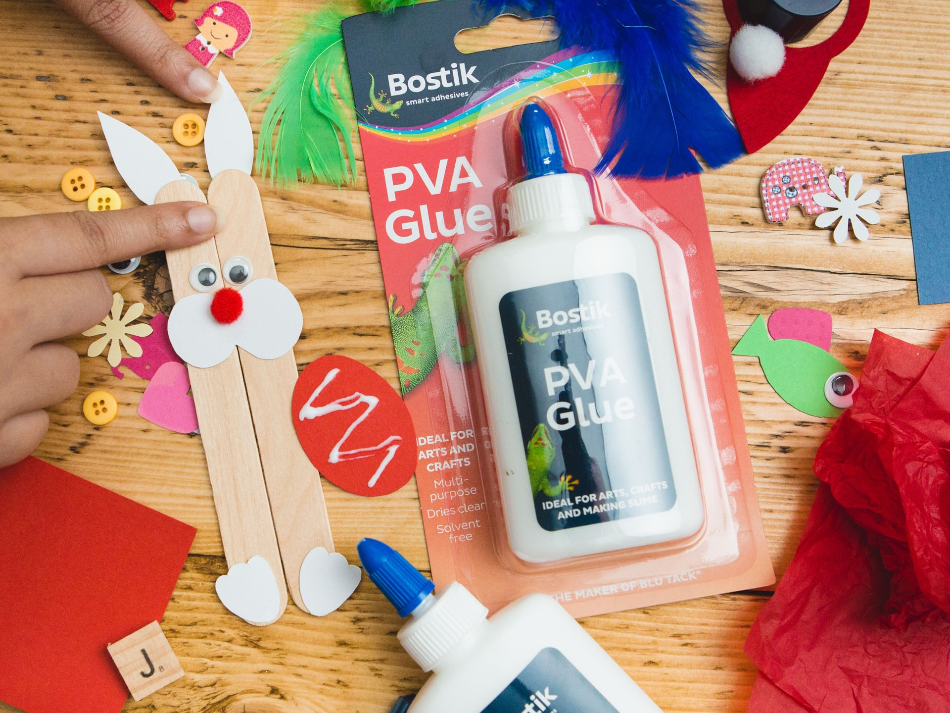 Bostik DIY Handy PVA Glue United Kingdom Packshot Version 2