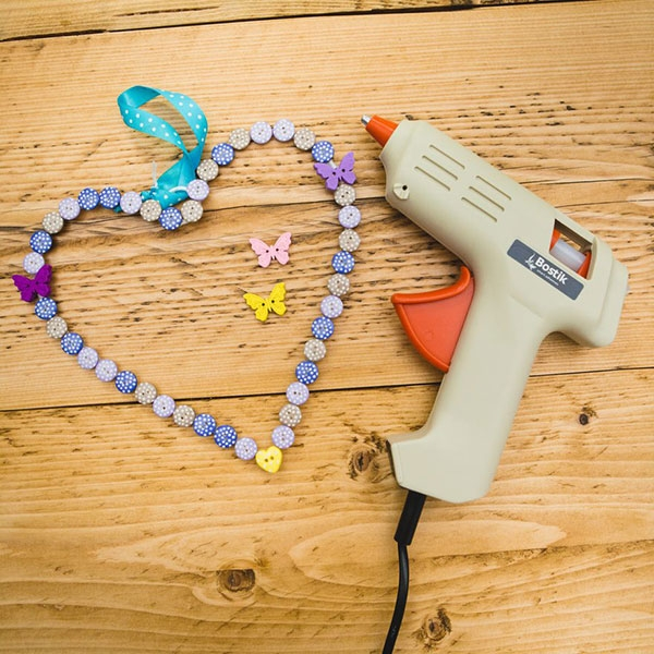 Bostik Craft Cool Melt Glue Gun Impression