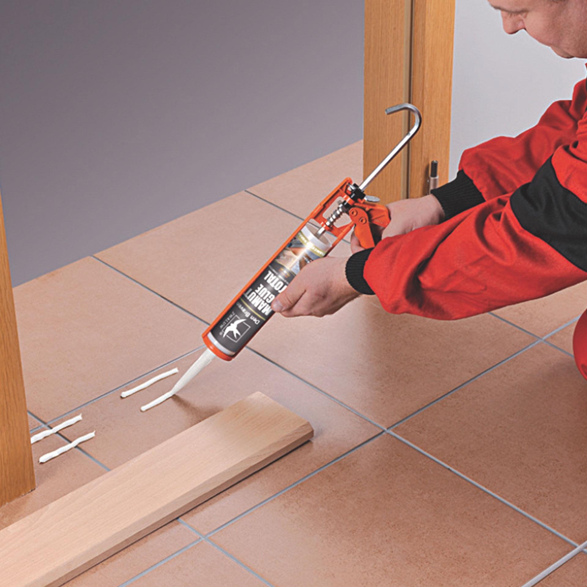 Bostik DIY Greece Mamut Glue Total Application 1