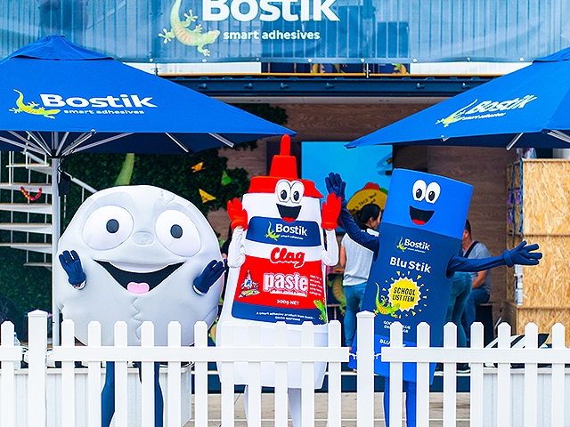 bostik australia sign up to our newsletter