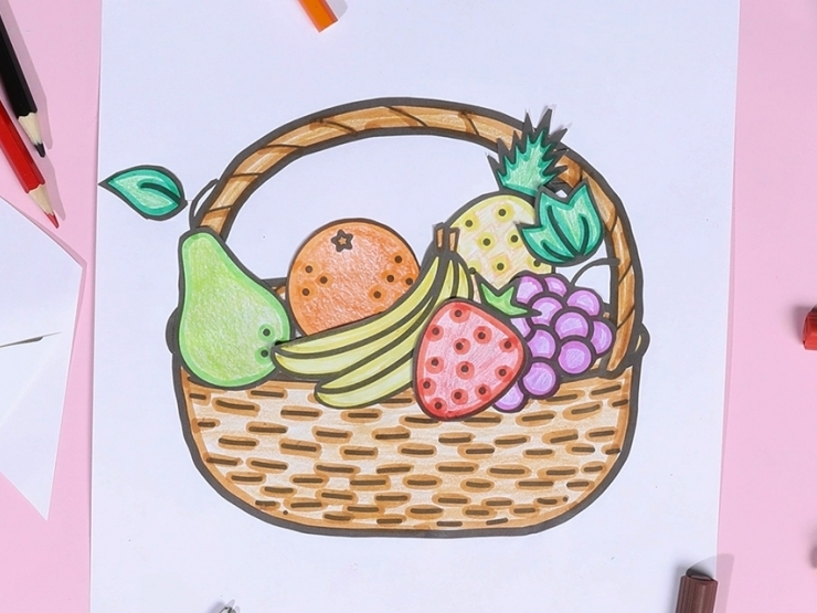 Bostik DIY Singapore Ideas That Stick fruit basket banner