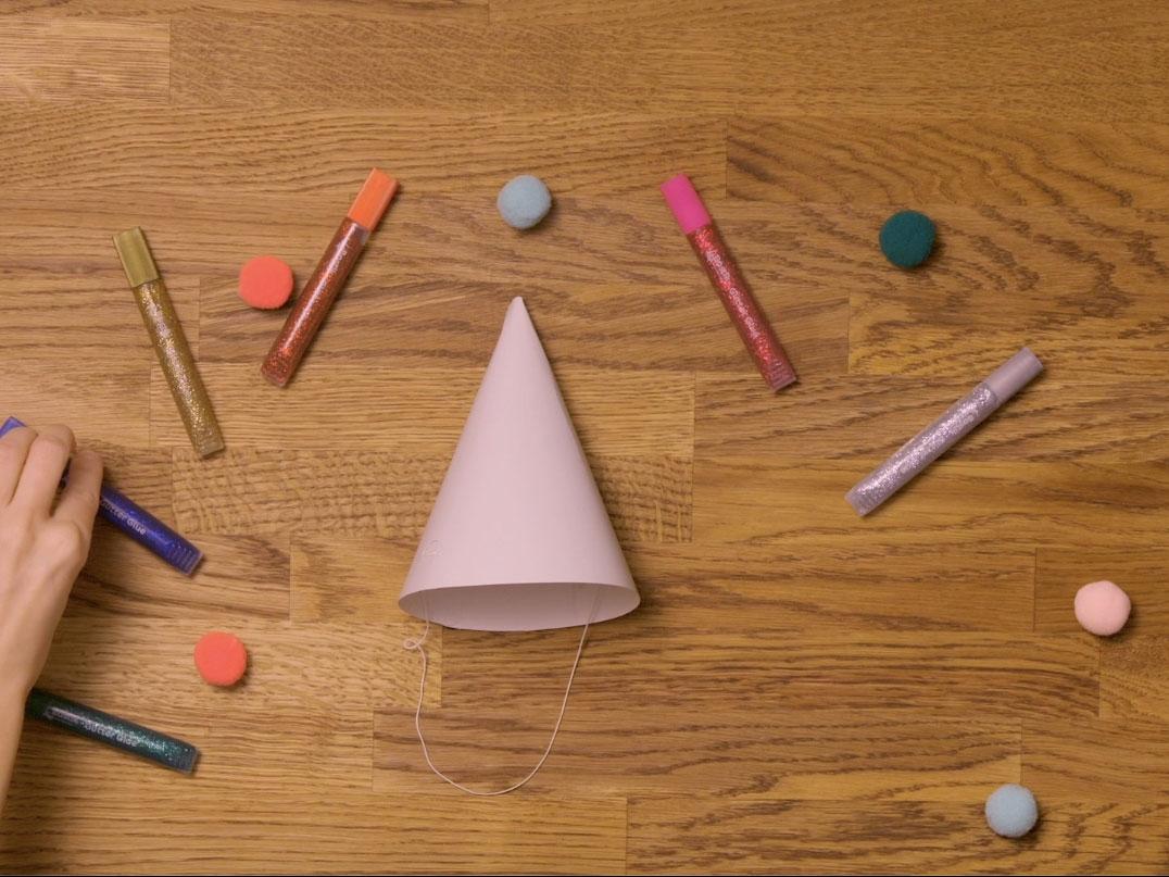 Bostik DIY United Kingdom how to use Glitter Glue step 1