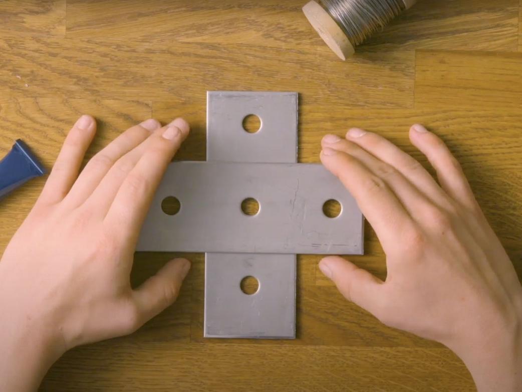 Bostik DIY United Kingdom How to glue metal to metal step 3
