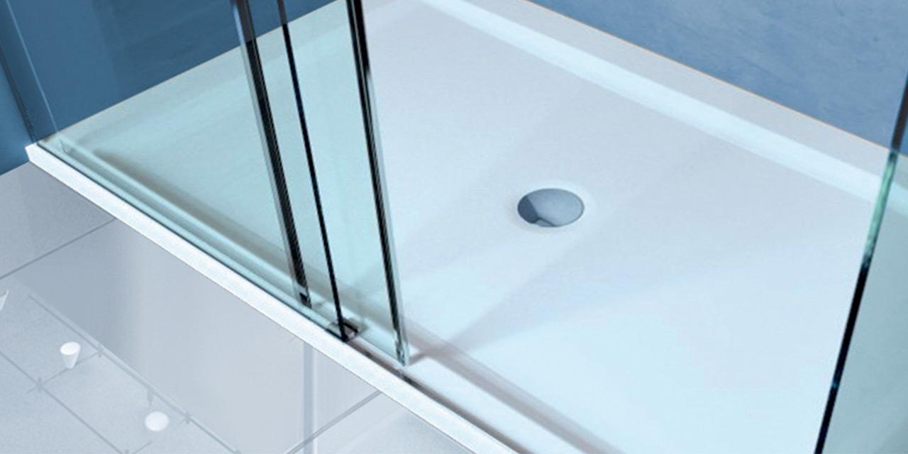 Bostik DIY France tutorial How to seal a shower banner image