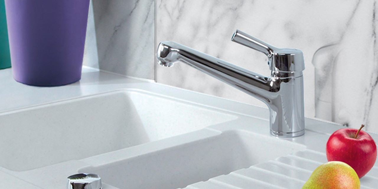 Bostik DIY Russia Tutorial How to seal a washbasin teaser image