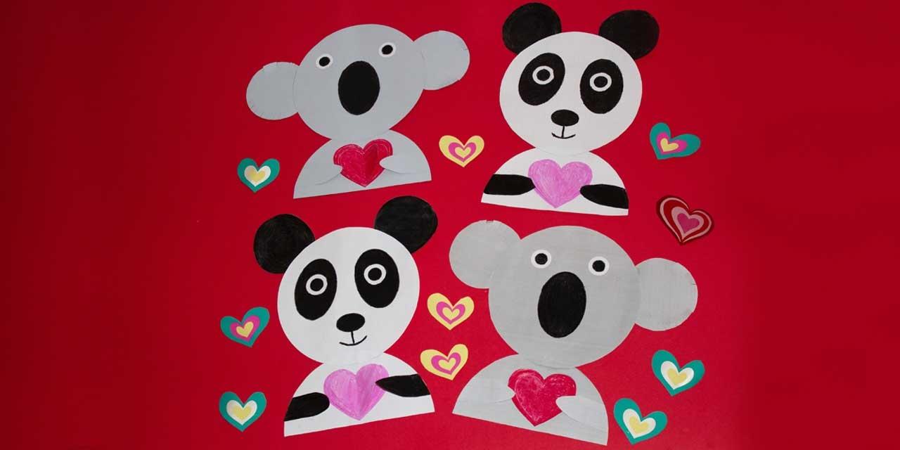 Bostik DIY South Africa Tutorial Valentines animals Teaser