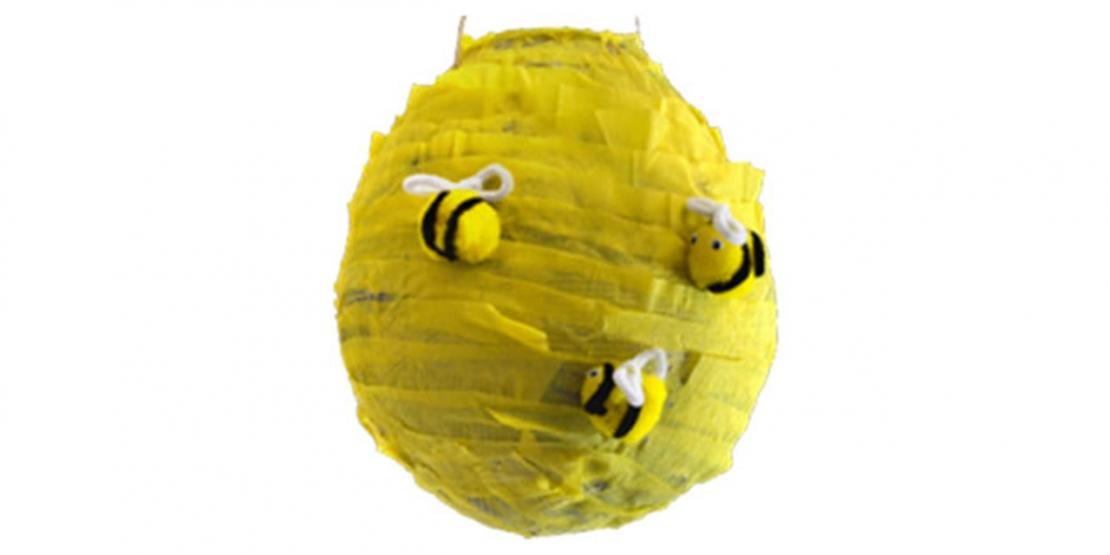 Bostik DIY Australia tutorial bee hive header