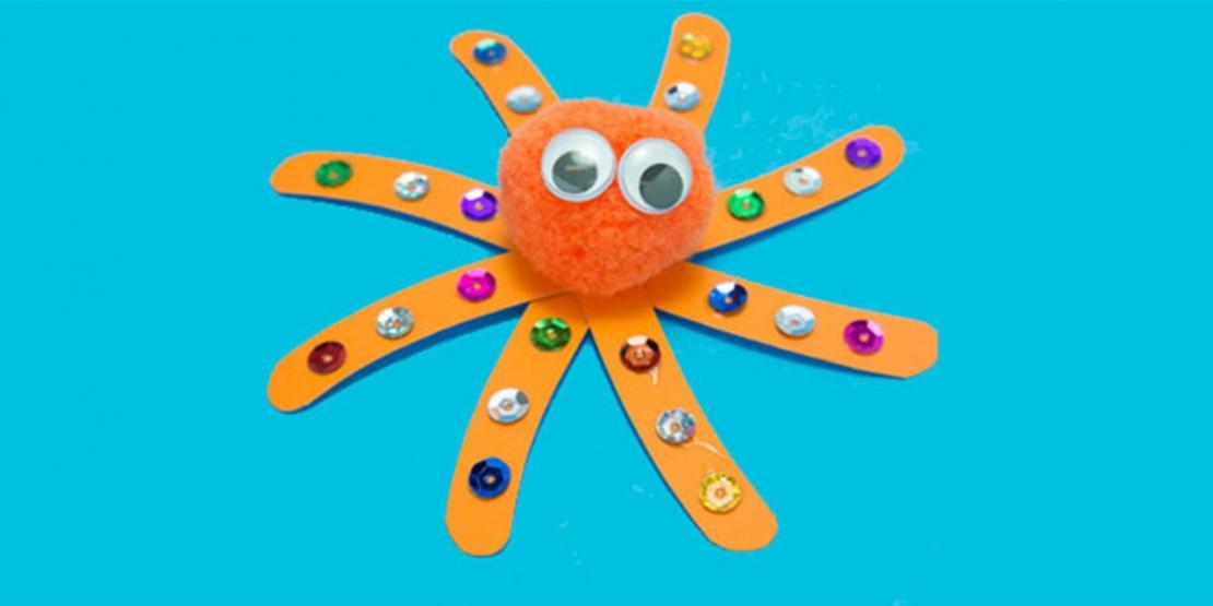 Bostik DIY Australia tutorial octopus header