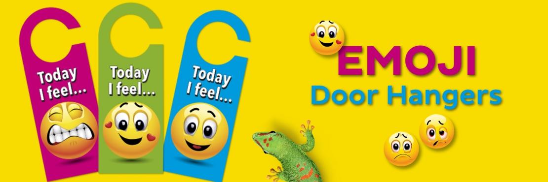 Bostik DIY South Africa Tutorial Emoji Door Hangers banner