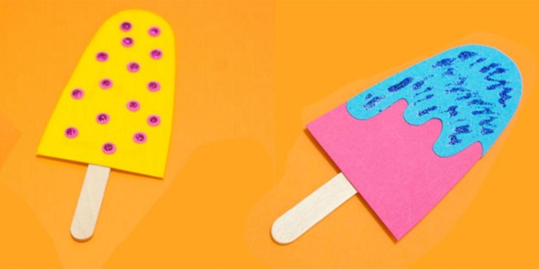 Bostik DIY Singapore Ideas That Stick Icy Pole banner