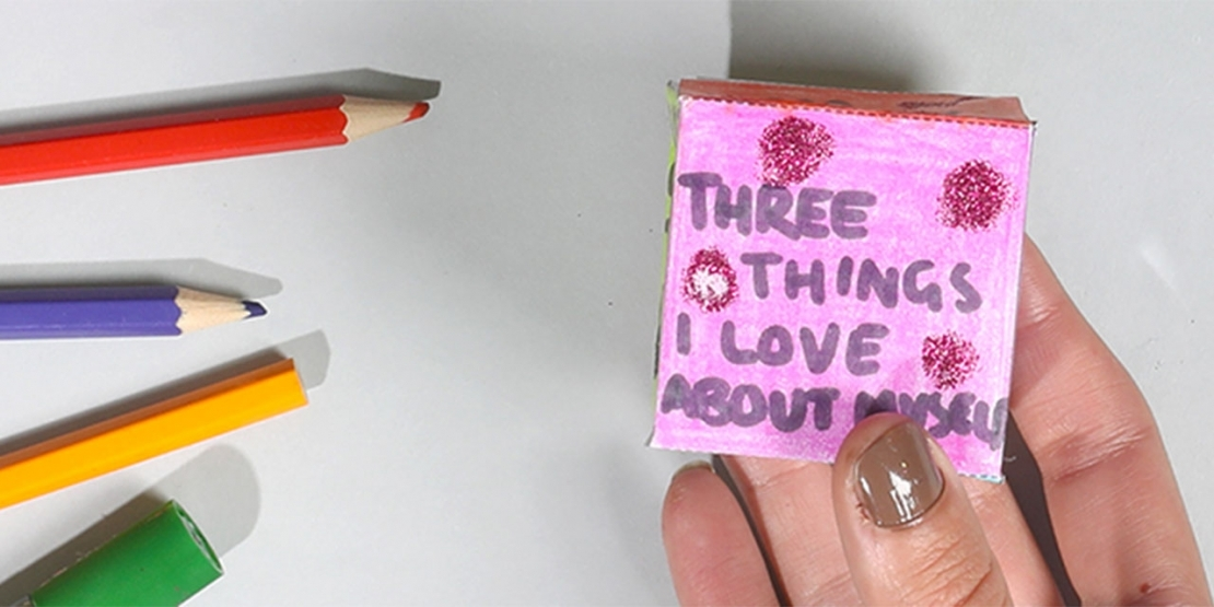 Bostik DIY Singapore Ideas That Stick Self Esteem Dice banner