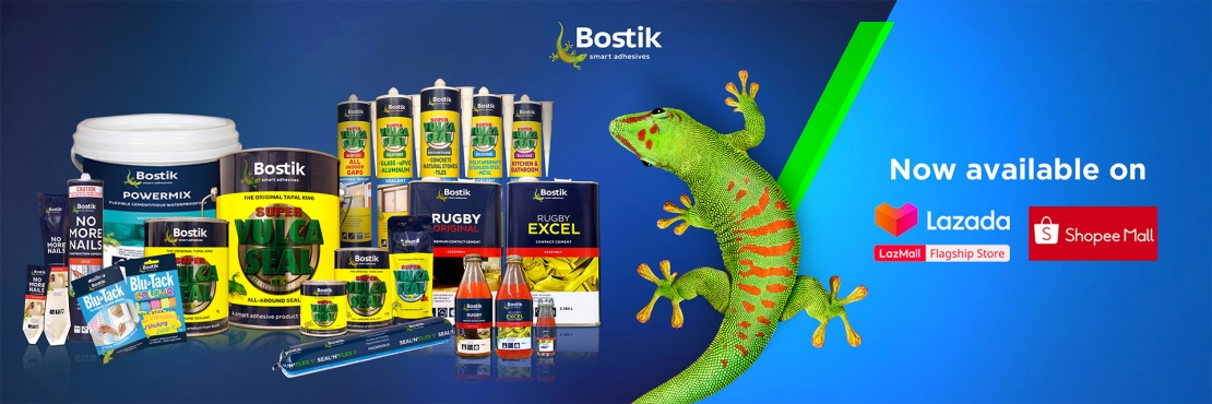 Bostik DIY Philippines where to buy banner image