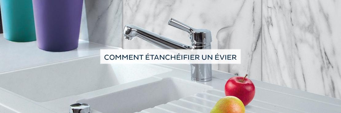 Bostik DIY France tutorial how to seal a washbasin banner image