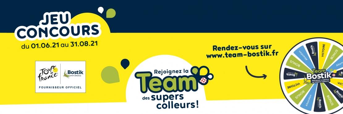 Jeux concours - Tour de France 2021 bannière