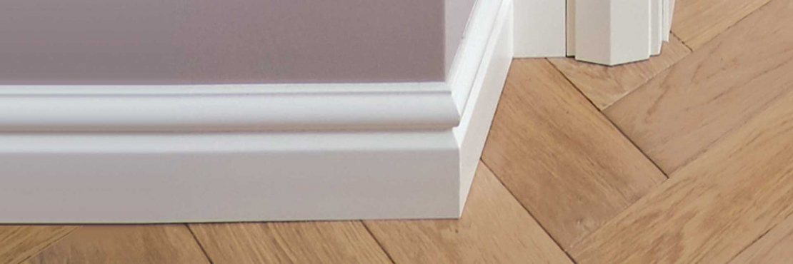 Bostik DIY Lithuania tutorial How to seal a skirting board banner image
