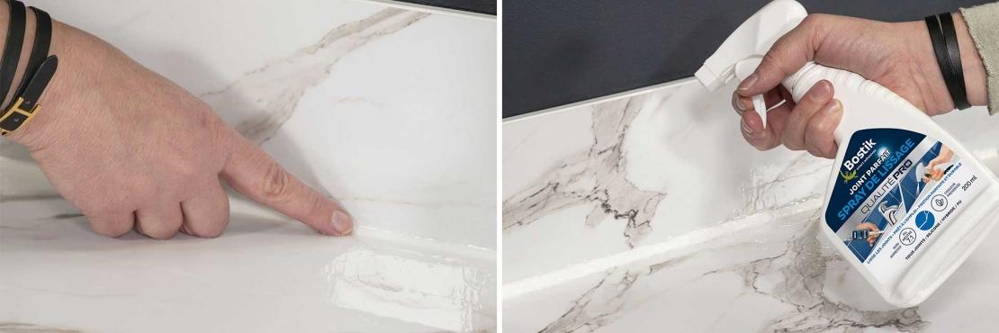 Bostik DIY Poland tutorial Should I smooth sealants with dish soap banner image
