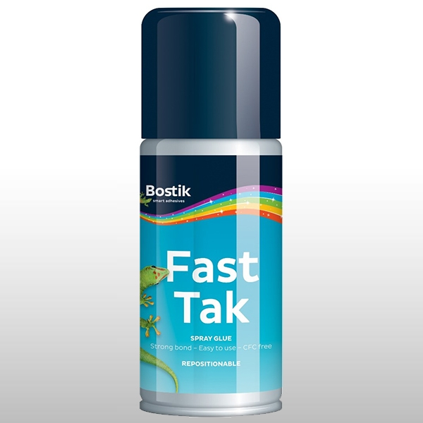 Bostik DIY Fast Tak Repositionable United Kingdom Packshot