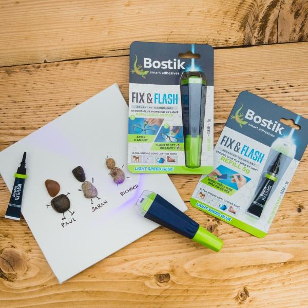 Bostik DIY Fix and Flash Device United Kingdom Impression version 2
