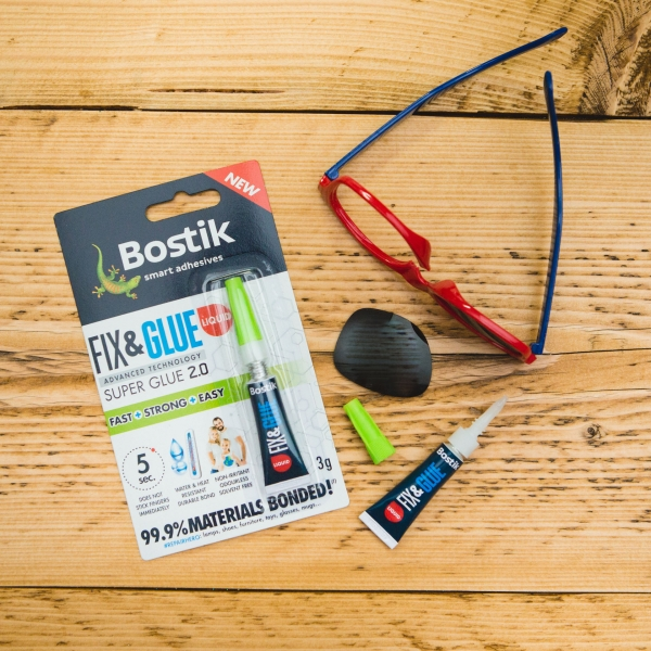 Bostik DIY Fix and Glue Liquid United Kingdom Impression