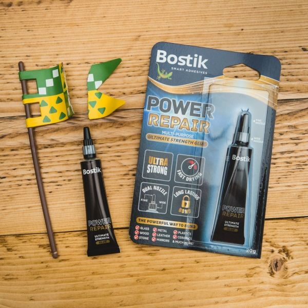 Bostik DIY Power Repair United Kingdom Impression