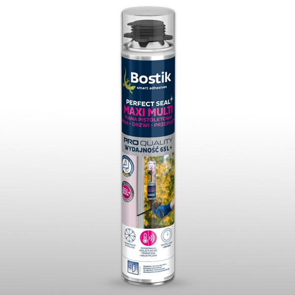 Bostik Polska Perfect Seal Maxi Multi Piana Pistoletowa