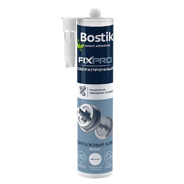 Bostik DIY Russia FIXPRO Superstrong Glue product image