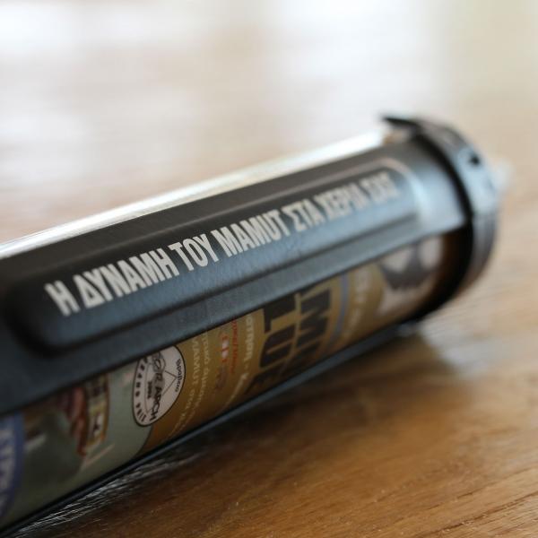 Bostik DIY Greece Grab Adhesives Mamut Glue High Tack Gun Close up