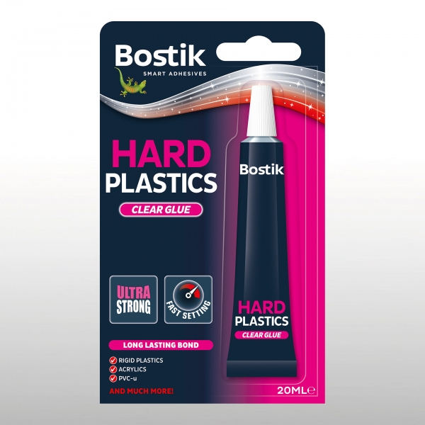 Bostik DIY Greece Repair & Assembly Hard Plastics product teaser 600x600