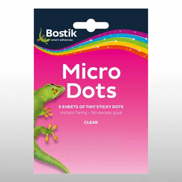 Bostik DIY Greece Stationery & Craft Micro Dots product teaser 600x600