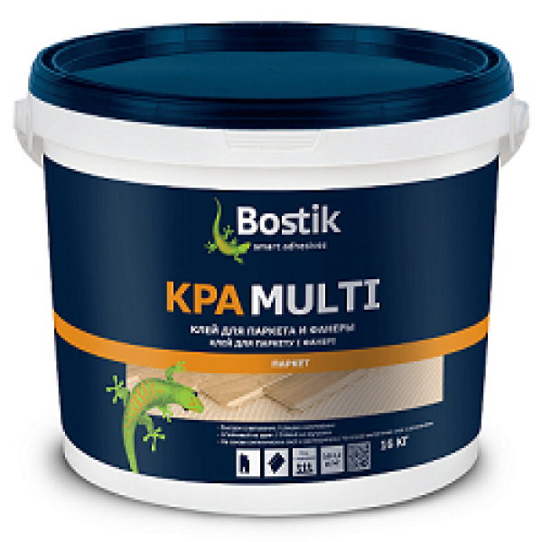 Bostik DIY Russia Hardwood Floor Adhesives KPA MULTI product image