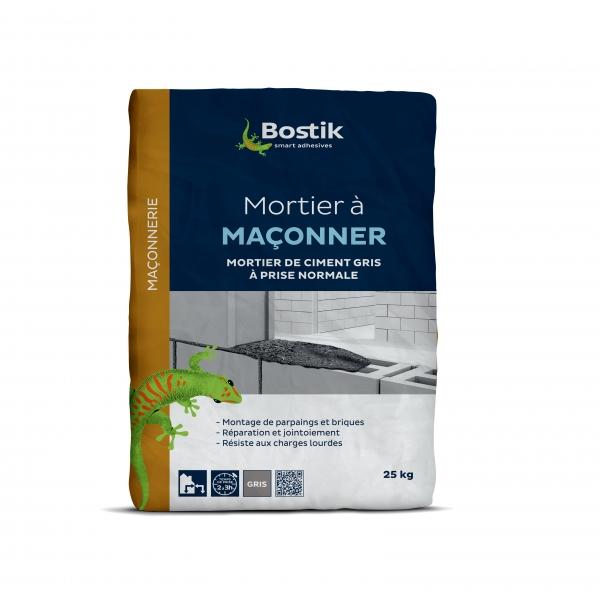 30128931_BOSTIK_MORTIER A MAÇONNER_Packaging_avant_HD 25 kg
