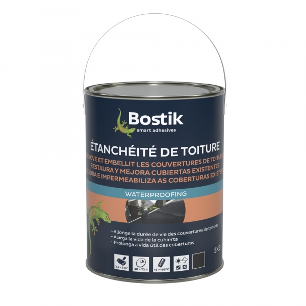 30612135_BOSTIK_ETANCHEITE DE TOITURE  NOIRE_Packaging_avant_HD 5 kg