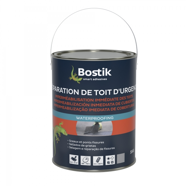 30612165_BOSTIK_REPARATION DE TOIT D'URGENCE GRISE_Packaging_avant_HD 5 kg